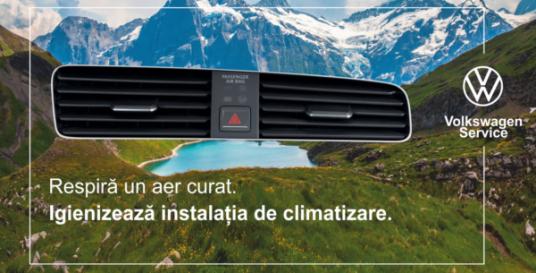 RESPIRA UN AER CURAT. IGIENIZEAZA INSTALATIA DE CLIMATIZARE!